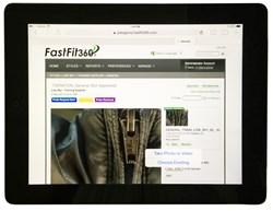 FastFit360 Announces 'Burst' Mobility Features for e-sampling®