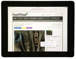 FastFit360 Announces 'Burst' Mobility Features for e-sampling®